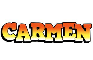Carmen sunset logo