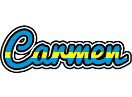 Carmen sweden logo
