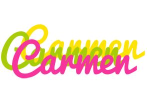 Carmen sweets logo