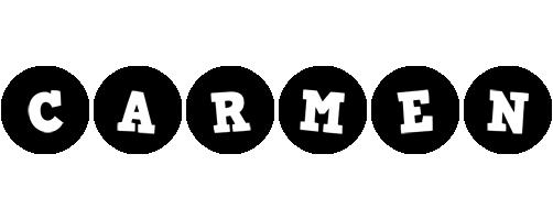 Carmen tools logo