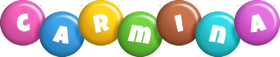 Carmina candy logo