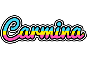 Carmina circus logo