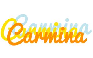 Carmina energy logo