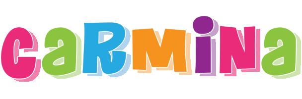 Carmina friday logo
