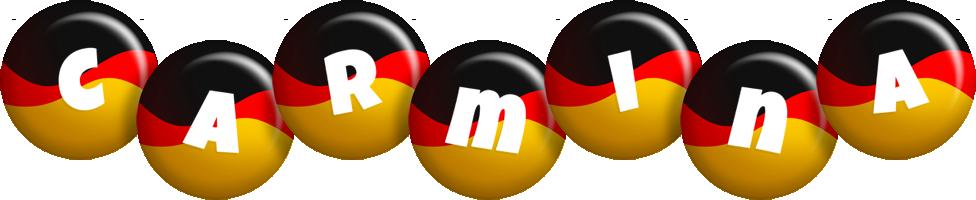 Carmina german logo