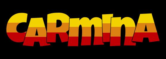Carmina jungle logo
