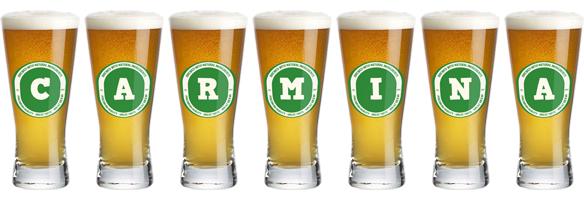 Carmina lager logo