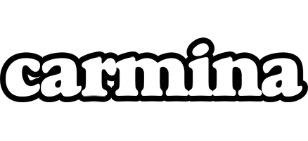 Carmina panda logo