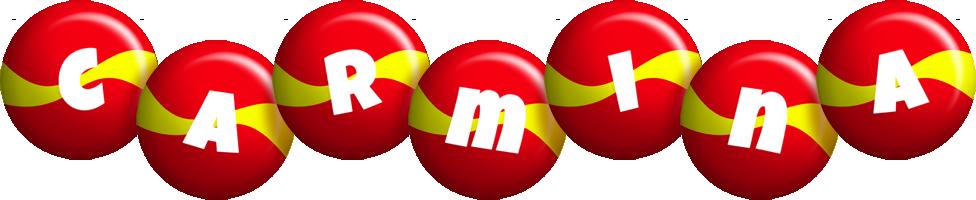 Carmina spain logo