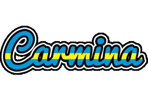 Carmina sweden logo