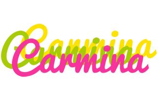 Carmina sweets logo