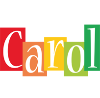 Carol colors logo
