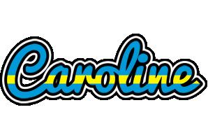 Caroline sweden logo
