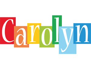 Carolyn colors logo