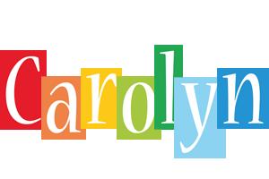 Carolyn colors logo