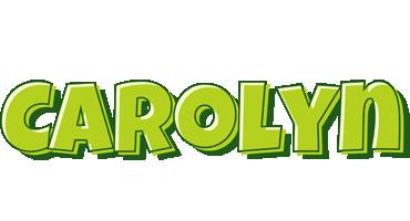 Carolyn summer logo