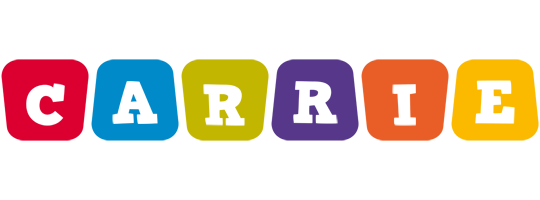 Carrie daycare logo