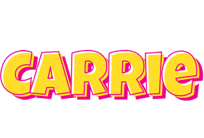 Carrie kaboom logo