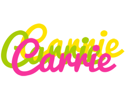Carrie sweets logo