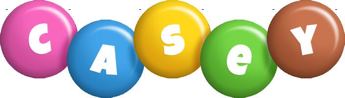 Casey candy logo