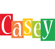 Casey colors logo