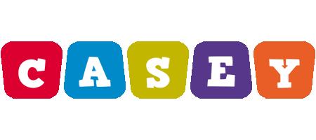 Casey daycare logo