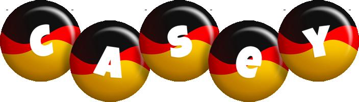 Casey german logo