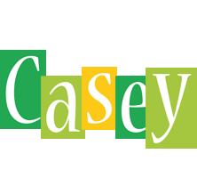 Casey lemonade logo