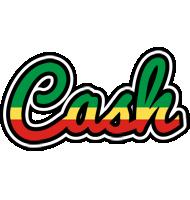 Cash african logo