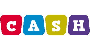 Cash daycare logo