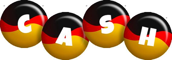 Cash german logo