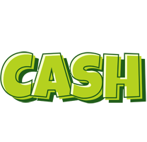 Cash summer logo