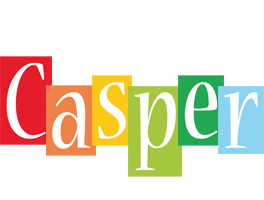 Casper colors logo