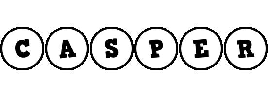 Casper handy logo