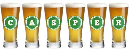 Casper lager logo