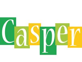 Casper lemonade logo