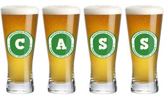 Cass lager logo