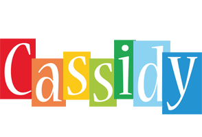 Cassidy colors logo