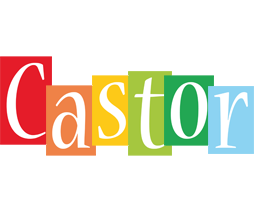 Castor colors logo