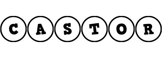 Castor handy logo