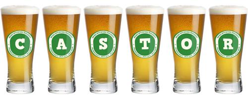 Castor lager logo