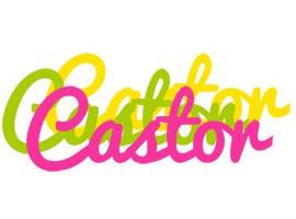 Castor sweets logo