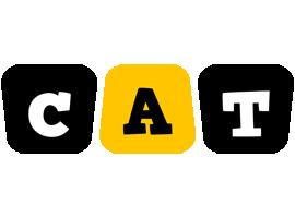 Cat boots logo
