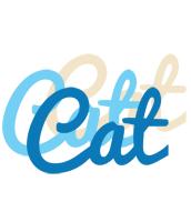 Cat breeze logo