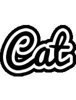 Cat chess logo