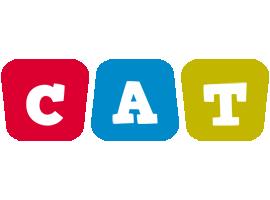 Cat daycare logo
