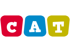 Cat kiddo logo