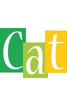 Cat lemonade logo
