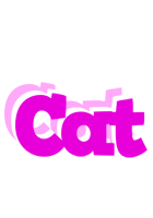 Cat rumba logo