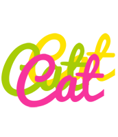 Cat sweets logo